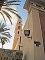 כנסיית פטרוס הקדוש ביפו - מבט מהצד 2.jpg