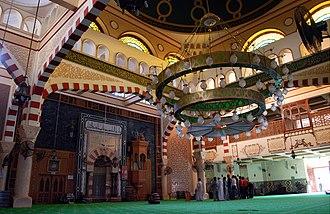 Damanhur - Image: مسجد الأتوبيس دمنهور