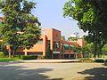 华南农业大学,图书馆东南角 - panoramio.jpg