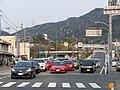 四宮交差点から名神高速京都東出入口付近を撮影した結果.JPG