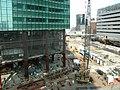 工事中の汐留 - Shiodome under Construction - Flickr - yuco.jpg