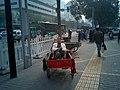最牛车牌和它的驾驶者 摄于纬一街口 - panoramio.jpg