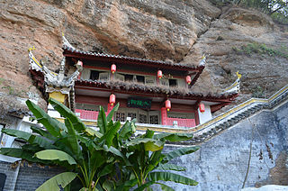 Nanzhang County County in Hubei, Peoples Republic of China