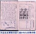 河辺忠夫の軍隊日記の写真.jpg