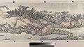 清 王翬 倣巨然燕文貴山水圖 卷-Landscape in the Style of Juran and Yan Wengui MET DP204418.jpg