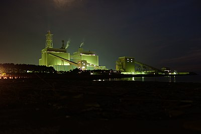 Picture of 苓北火力発電所