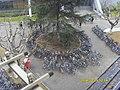 西北一楼前面的停车场 - panoramio.jpg