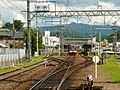 近鉄吉野線 下市口駅 Shimoichiguchi station 2011.7.09 - panoramio.jpg