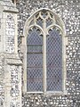 -2019-01-03 Window, south facing elevation, All Saints parish church, Mundesley (2).JPG