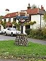 -2019-11-15 The village sign, Brampton, Norfolk (2).JPG