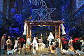 003 Weihnachtskrippe in der Sanoker Franziskanerkirche, 2013.jpg