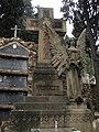 014 Tomba Torras, àngel de Josep Llimona.jpg