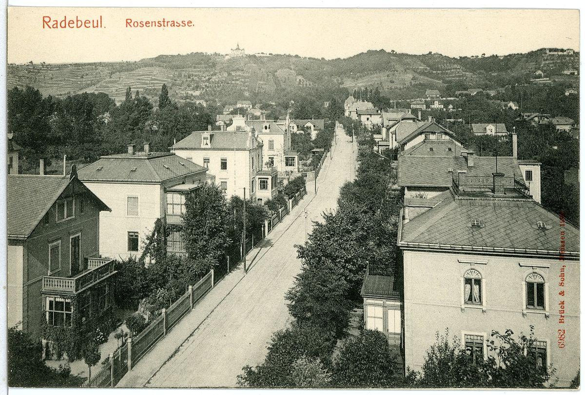 Rosenstra e radebeul wikipedia - Architekt radebeul ...