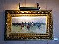062 Capitania General de Barcelona, Càrrega de la cavalleria, de Josep Cusachs.jpg