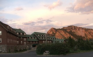 Crater Lake Lodge United States historic place