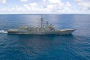 080713-N-7949W-084 - USS Rodney M. Davis (FFG-60)