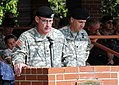 1-145th Co1-145th welcomes new commander (5860916465).jpg