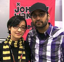 Yuko och Ananth dating