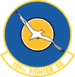 101st Fighter Squadron emblem