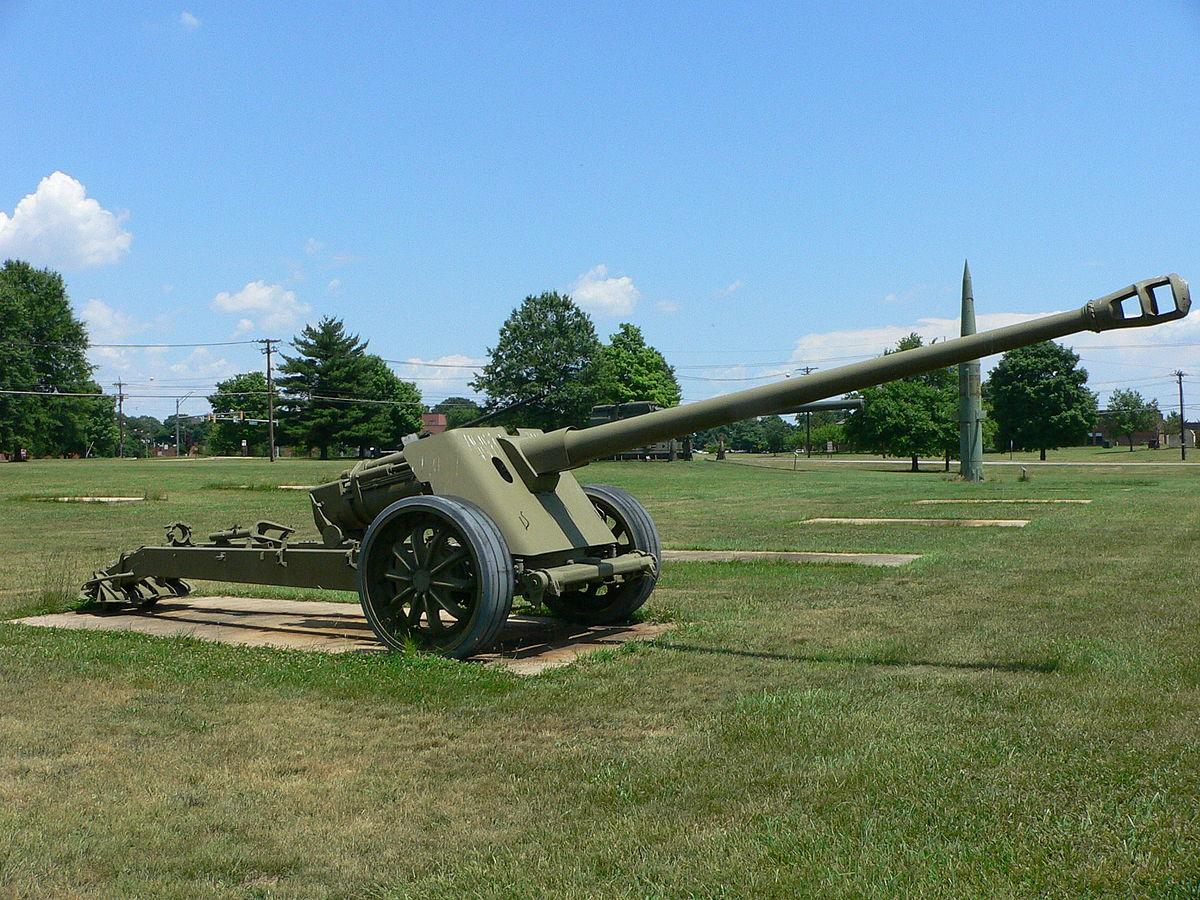 German 50 Mm Anti Tank Gun: 105mm Gun T8