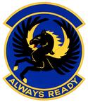 123 Consolidated Aircraft Maintenance Sq emblem.png
