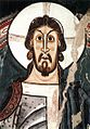 12th-century unknown painters - Majestas Domini with Evangelists and Saints (detail) - WGA19691.jpg