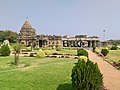 12th century Mahadeva temple, Itagi, Karnataka India - 03.jpg