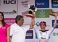 13 Etapa-Vuelta a Colombia 2018-Sergio Higuita-Ganador Mejor Joven Vuelta a Colombia 2018 1.jpg