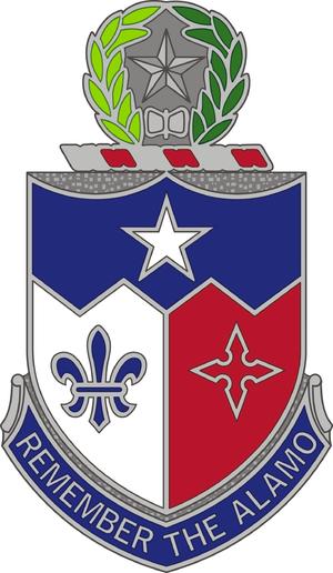 141st Infantry Regiment (United States) - Image: 141 Inf Rgt DUI