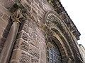145 Iglesia de los Padres Franciscanos, o de San Antonio de Padua (Avilés), portal romànic.jpg
