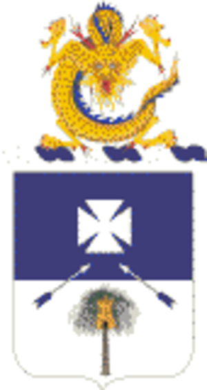 14th Infantry Regiment (United States) - Coat of arms