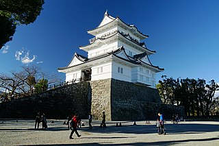 Odawara Castle Japanese Castle