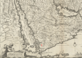 1680 Zibit map detail Nova Persiae Armeniae Natoliae et Arabiae by Frederik de Wit BPL 15919.png