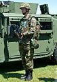 16 obljetnica vojnoredarstvene operacije Oluja 05082011 postroj EU Borbene skupine OSRH 489.jpg