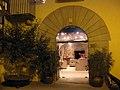 173 Museu Etnològic del Montseny (Arbúcies), portal.jpg