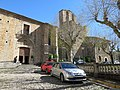184 Santa Maria de Camprodon, façana sud.JPG