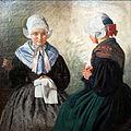1863 Jessen Zwei friesische Bäuerinnen anagoria.JPG