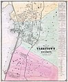 1868 Beers Map of Tarrytown ( Sleepy Hollow ), New York - Geographicus - Tarrytown-beers-1868.jpg