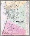 1868 Beers Map of Tarrytown ( Sleepy Hollow ), New York - Geographicus - Tarrytown-beers-1868.jpg