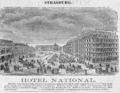 1885 Hotel National Strasburg ad Harpers Handbook for Travellers in Europe.png