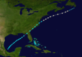 1893 Atlantic hurricane 1 track.png