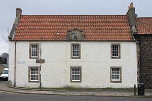 Ratho - 18th century house (c.1760) on Ratho Main St