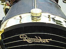 1909 Rambler model 44 at 2010 Richmond Region AACA show-17.jpg