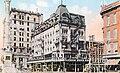 1912 - Hotel Allen exterior view on Center Square.jpg