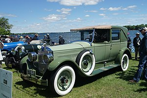 Fleetwood Metal Body - 1924 Packard Town Car by Fleetwood