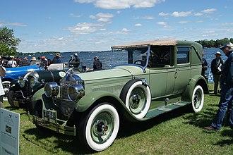 Fleetwood Metal Body - 1924 Packard Town Car by Fleetwood