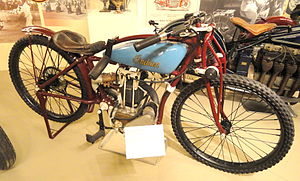 Indian Prince - 1927 flat-track racer based on an Indian Prince