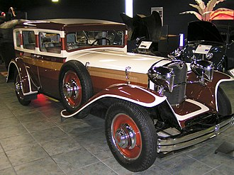 Pinellas Park, Florida - 1929 Ruxton at the  Tampa Bay Automobile Museum