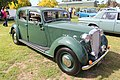 1950 Rover P3 75 4 light Sports Saloon (23938706213).jpg