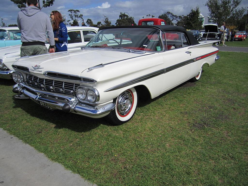 File:1959 Chevrolet Impala Convertible.jpg - Wikimedia Commons